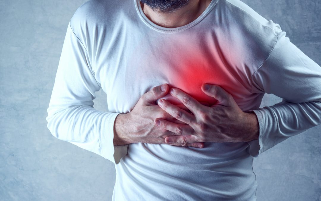 How Poor Mental Health Habits May Cause Chest Pain